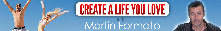 Create a Life & Career You Love header image